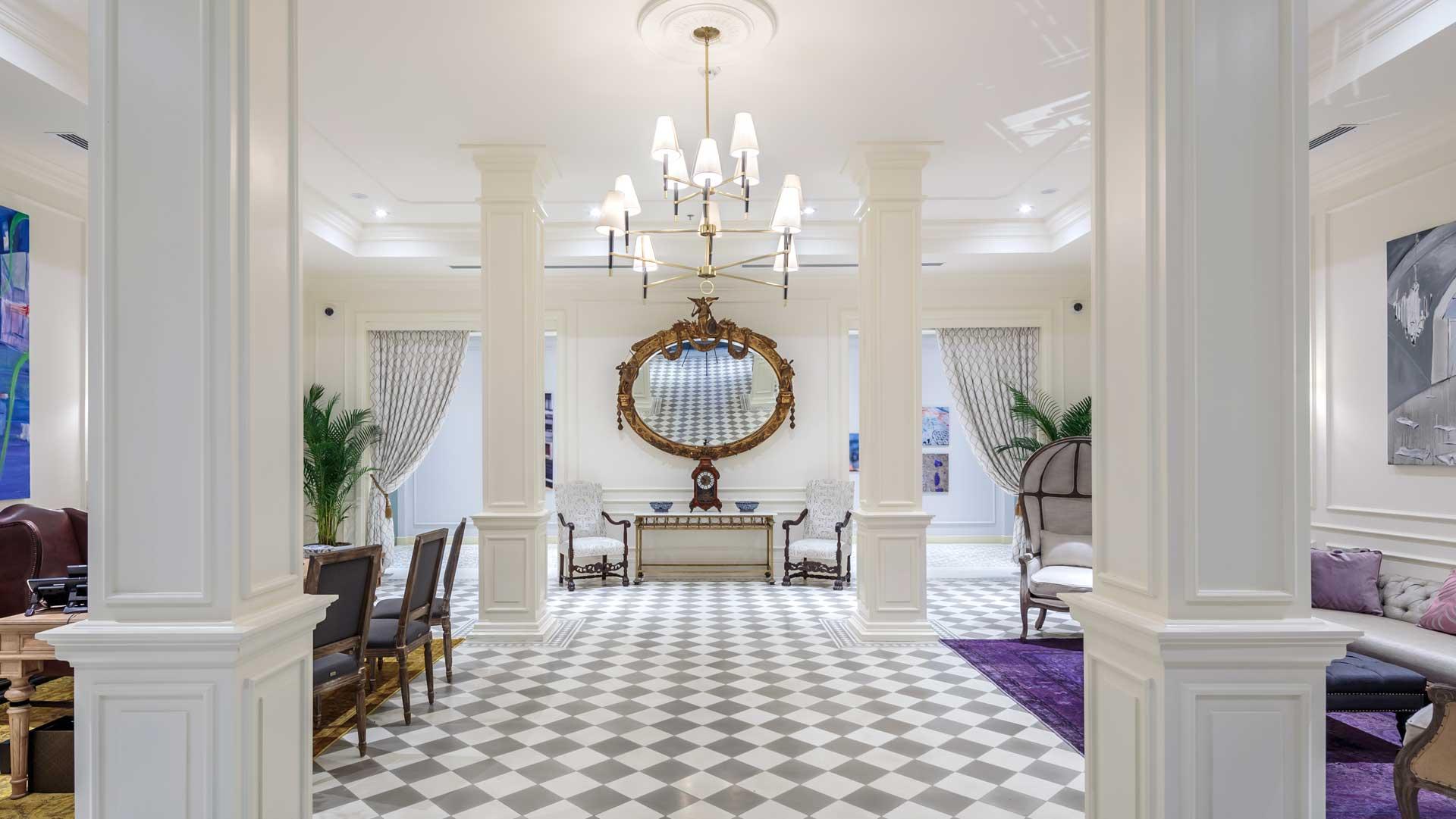 Hotel del Parque Salones de Lujo