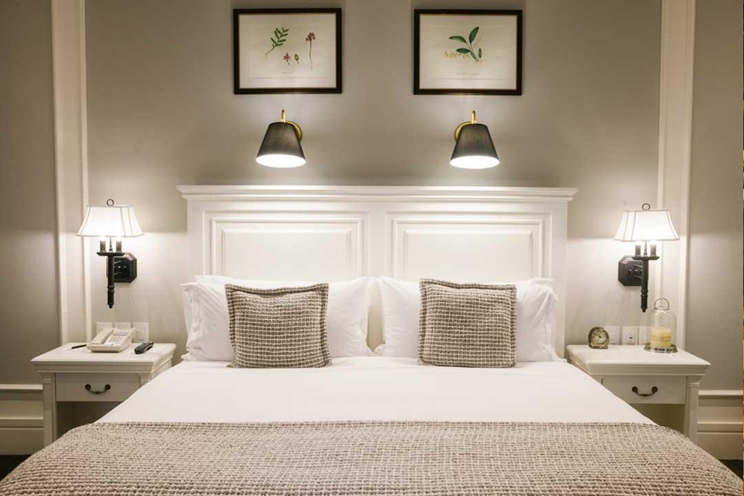 Hotel del Parque - Room